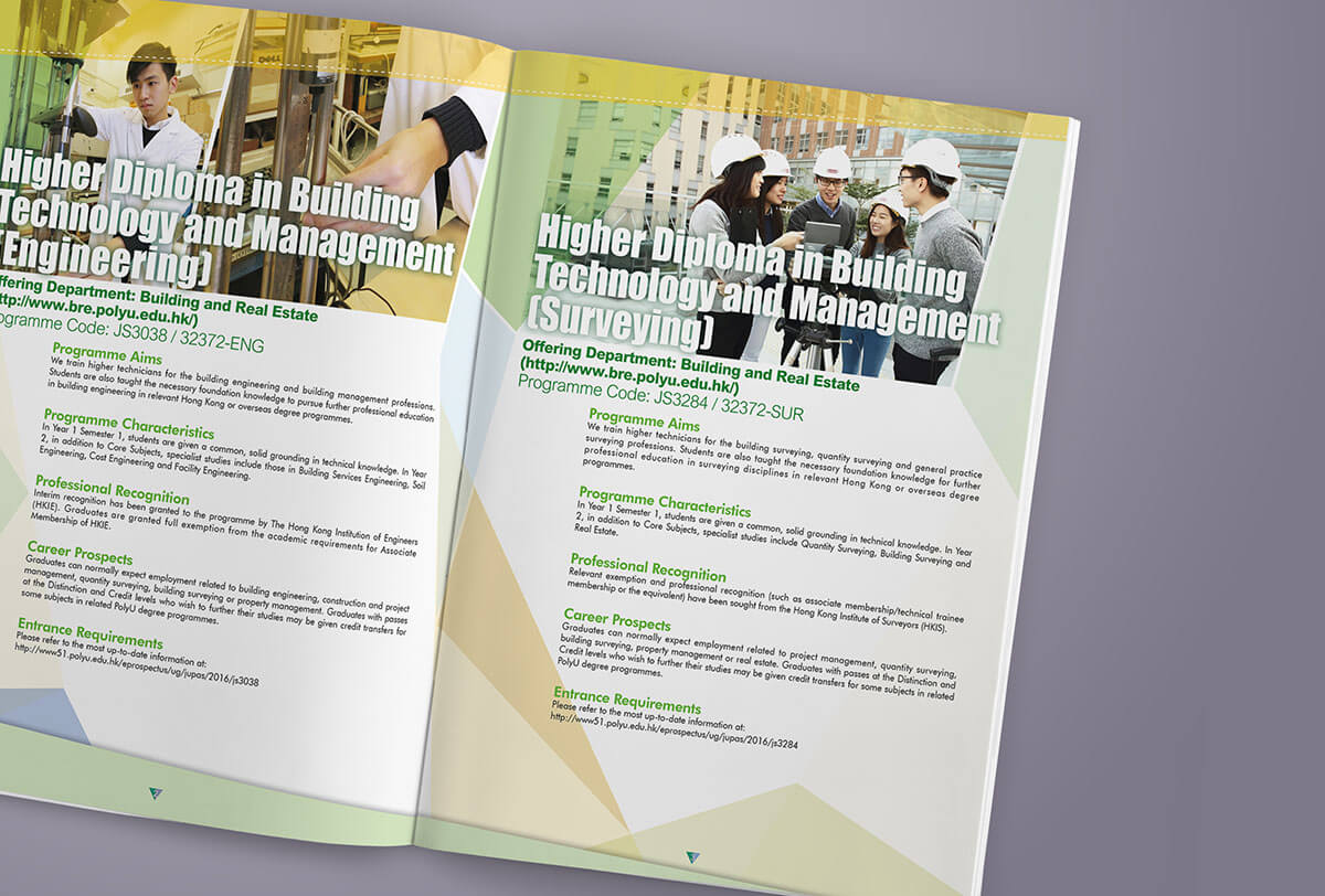 Inmedia Design: The Hong Kong Polytechnic University High Diploma Programmes Introduction-Course Introduction