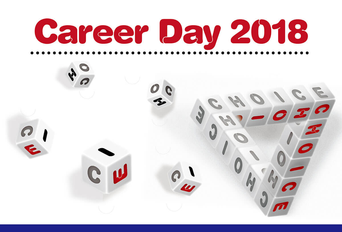Inmedia Design: Career Day Event-Promotion activitiesBackdrop design